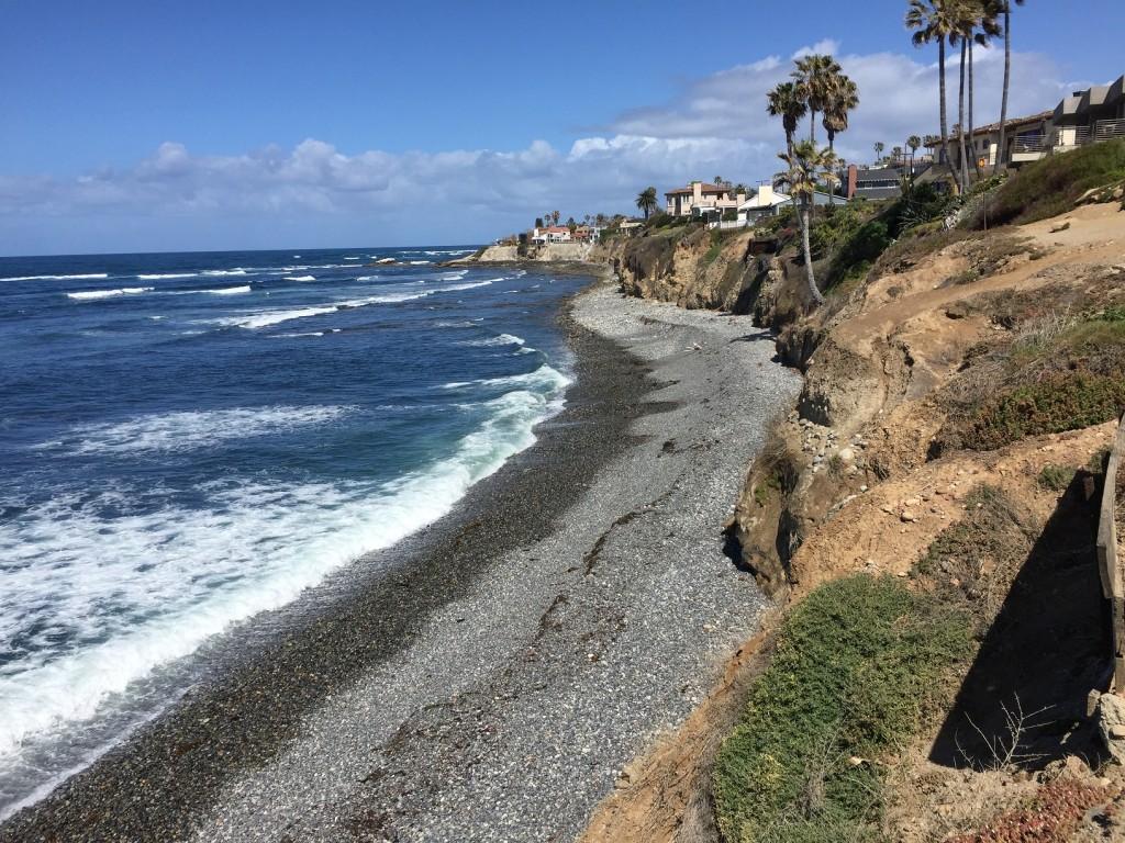 La Jolla near San Diego