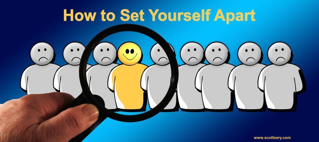 Set Yourself Apart