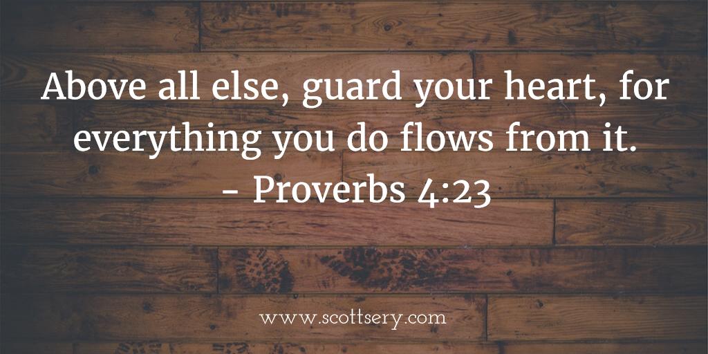 Guard Your Heart, Speak Life