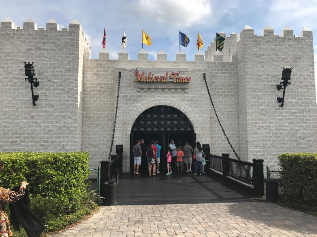 Medieval Times Orlando Florida