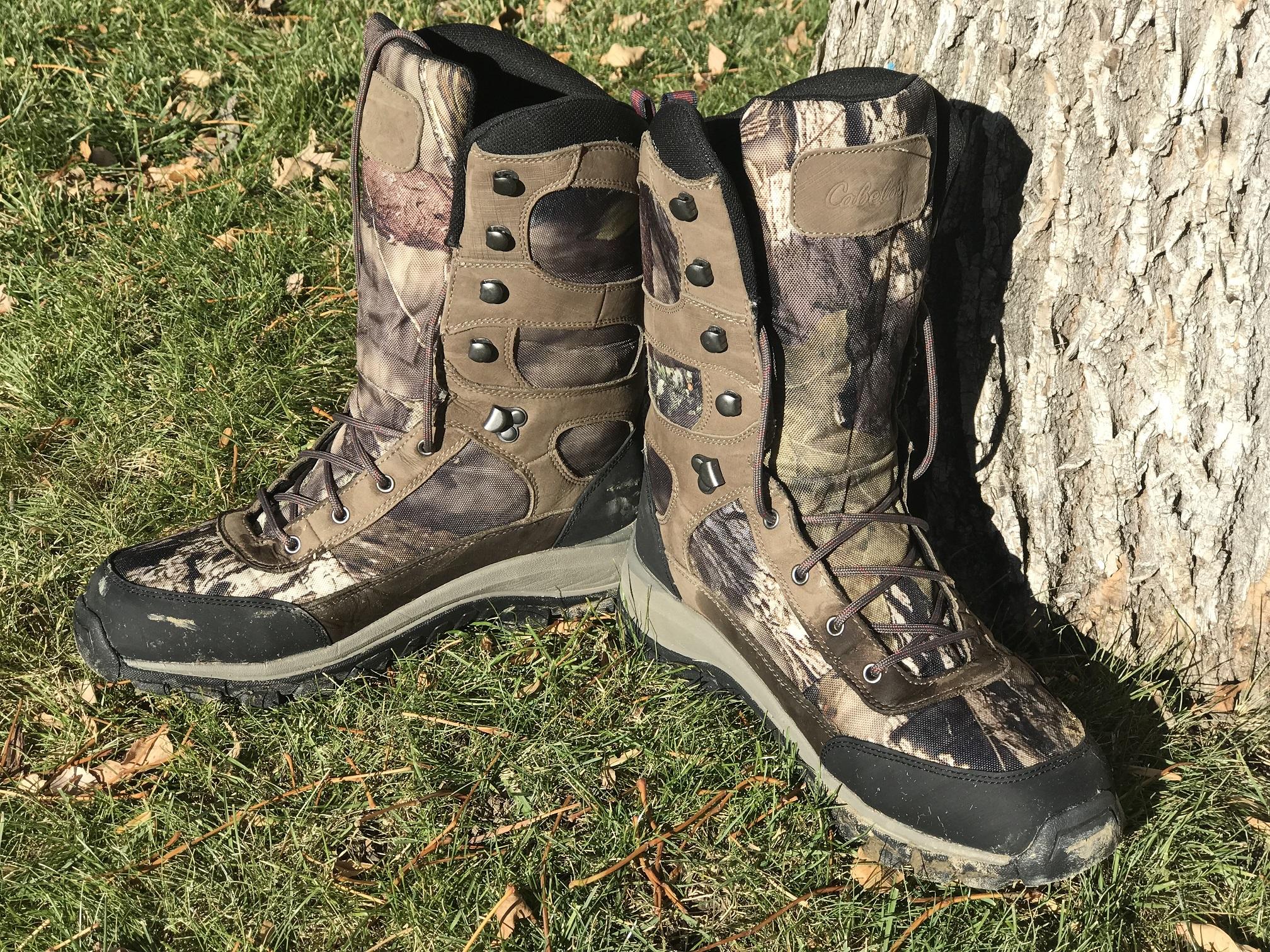 Cabela's Rush Creek Hunting Boots