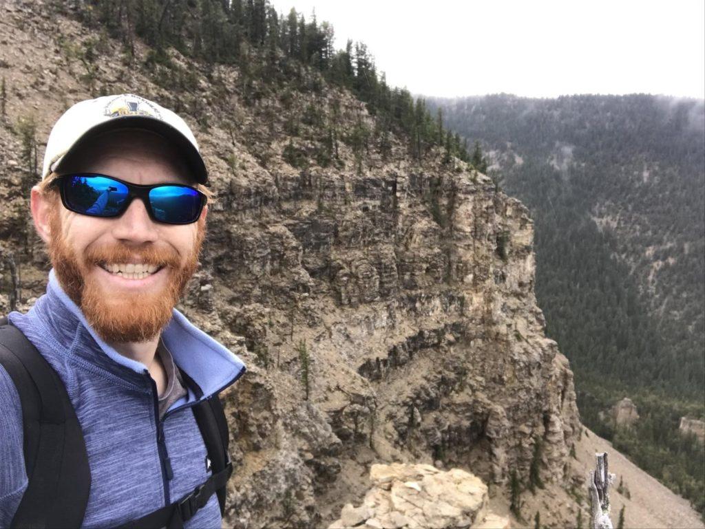 Cliffs in the Big Snowies Scott Sery Copywriter