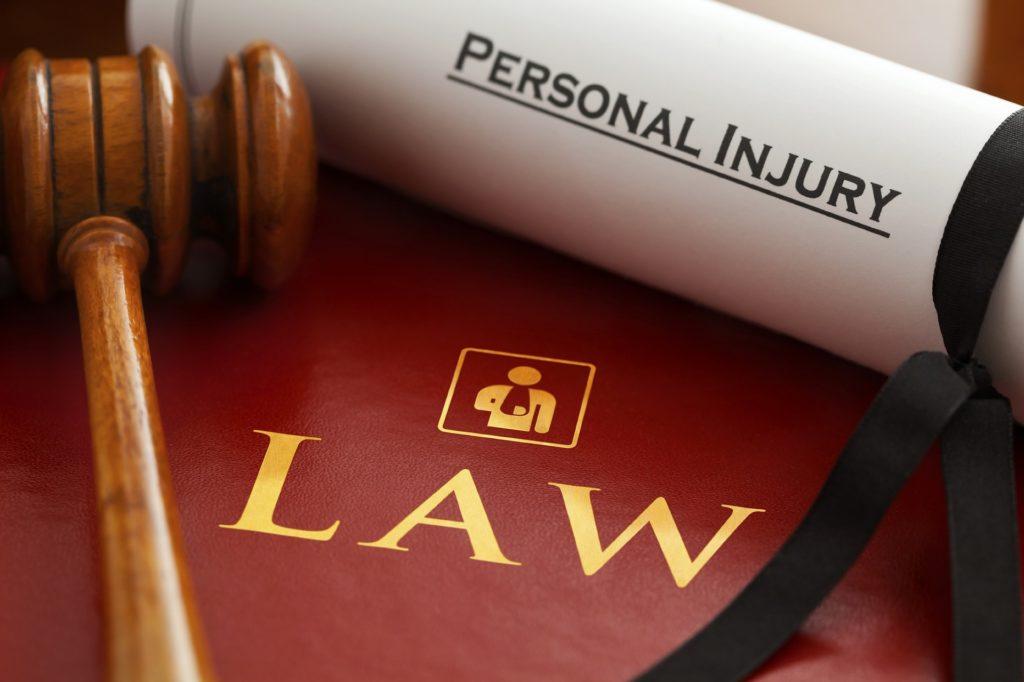 Personal injury attorney copywriter