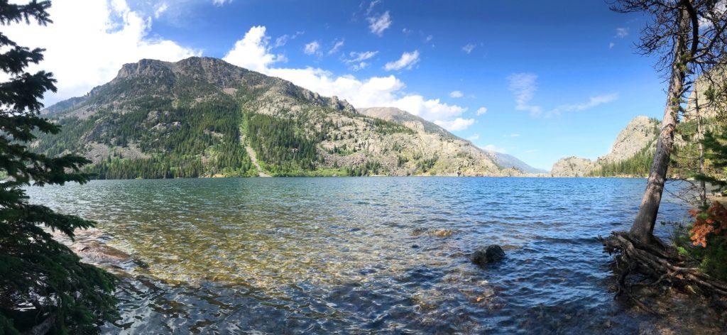Billings Montana Copywriter Mystic Lake Adventure in the Montana Mountains