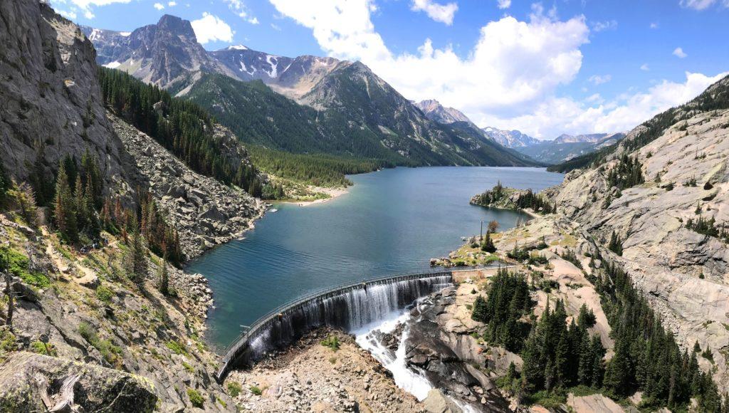 adventure writer from Billings, Montana training to climb Granite Peak