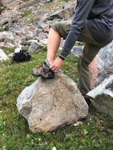 outdoor adventure writer Scott Sery
