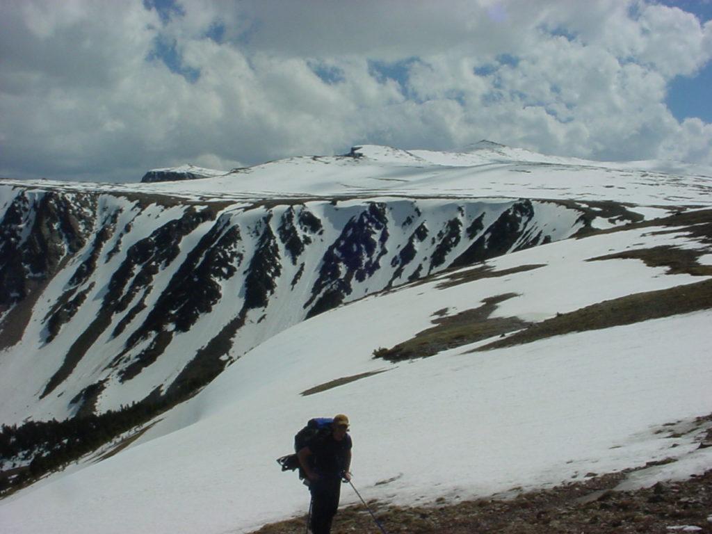 Climbing Granite Peak Scott Sery copywriter